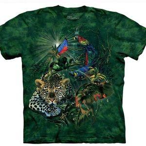 """The Mountain """"Rainforest Gathering Tee"""